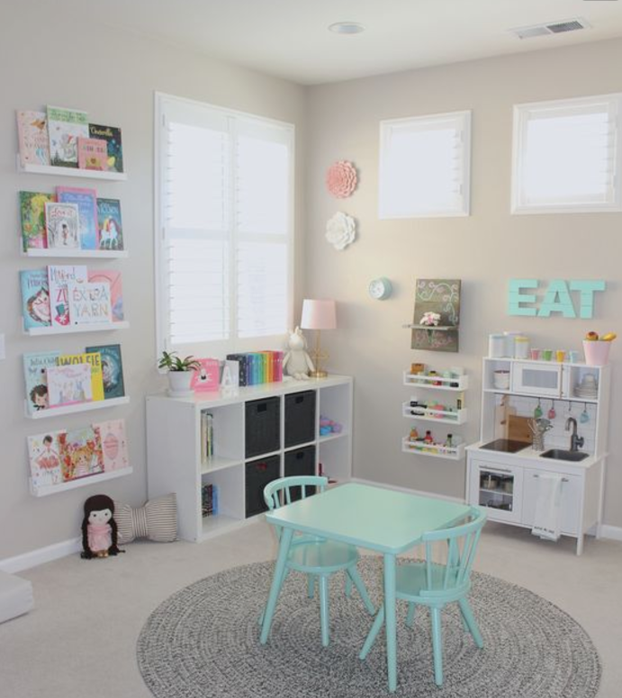 Playroom Montessori